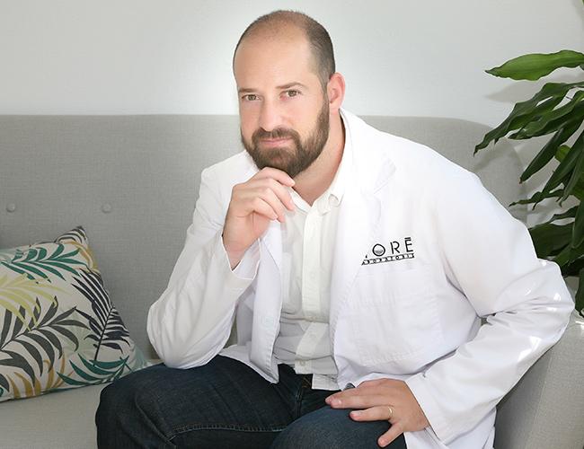 Albert Solanas, Director Técnico en Laboratoris Moré